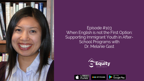 Leading Equity - An Equity and Inclusion Podcast